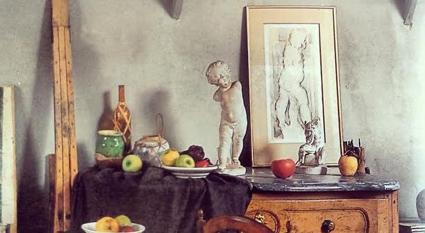cezanne 39 s studio tour in aix en provence. Black Bedroom Furniture Sets. Home Design Ideas